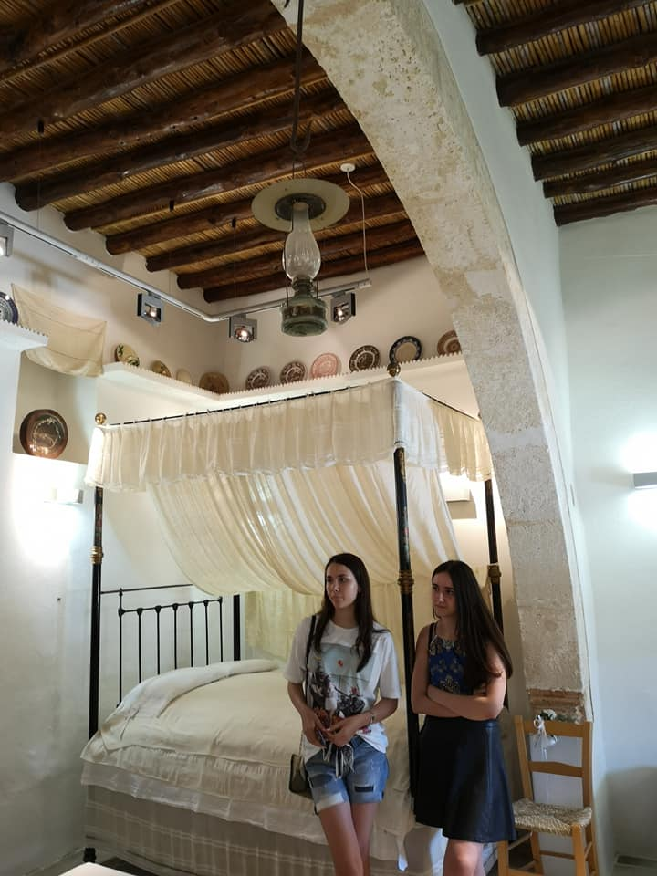 Paralimni Traditional House