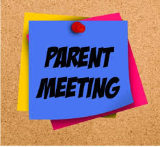 Parents' Meetings for students of Year 4