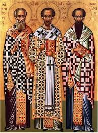 Celebration of the Three Hierarchs (Wednesday 30th)