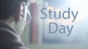 Study Day for Years 1 – 3